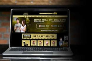 deposit judi online via rekening Bank